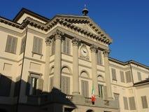 Włoch bergamo Akademia sztuki piękna i galeria sztuki wymienialiśmy Accademia Kararyjskiego Fotografia Royalty Free
