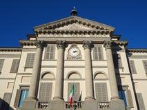 Włoch bergamo Akademia sztuki piękna i galeria sztuki wymienialiśmy Accademia Kararyjskiego Zdjęcia Royalty Free