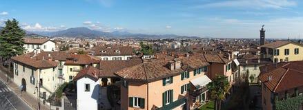 Włoch bergamo E fotografia stock