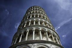 włoch jest wieża w pizie Zdjęcie Royalty Free