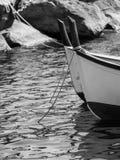 Włochy 2017 łodzi Zdjęcie Stock