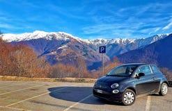 Włochy alps obrazy royalty free