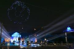 Włochy - Podgórski - Turyn: świątobliwa John uczta zdjęcia royalty free