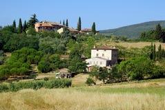 włochy Toskanii zdjęcia stock