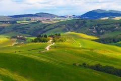 włochy Toskanii obrazy royalty free
