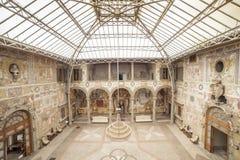 Włochy, Tuscany, Florencja, Petraia willa zdjęcie royalty free