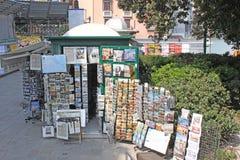 Włochy Wenecja pamiątki Obraz Royalty Free