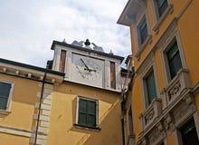 Włoscy architektura szczegóły Obrazy Stock