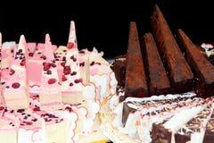 włoscy ciasta Obrazy Stock