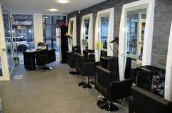 Włosiany salon fotografia royalty free