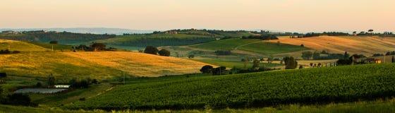 Włoska wieś II obraz stock