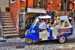 Włoski ślub Obraz Royalty Free