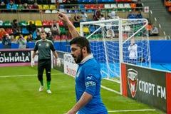 Włoski futbolista Gennaro Gattuso i legenda zdjęcie royalty free