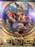 Włoski malowidło ścienne Zdjęcie Royalty Free