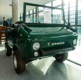 Włoski retro samochodowy Ferves Leśniczy, 1967 Fotografia Stock
