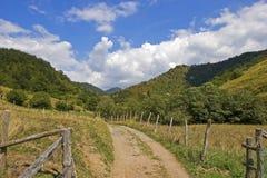 włoskie łąki Zdjęcie Stock
