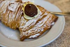 Włoskiego ciasta ` homara zwany ` zdjęcia stock