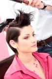 włosy projektu Zdjęcia Royalty Free