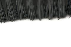 Włosy Ręczny mały próżniowy szczotkarski cleaner nad białym tłem Obraz Royalty Free