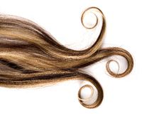 włosy tęsk Zdjęcie Stock