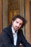 włosy tęsk mężczyzna Fotografia Stock