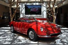Włoszczyzna 1967 Ferrari 275 GTB/4*S N A r T Pająk Scaglietti luksusowym klasycznym samochodem Obrazy Royalty Free