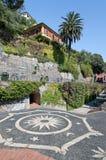 Włoszczyzna Riviera, Portofino Włochy Zdjęcia Royalty Free
