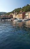 Włoszczyzna Riviera, Portofino Włochy Obrazy Stock