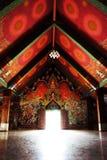 Wśrodku kościół Zdjęcia Stock