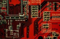 Wśrodku komputeru osobistego zdjęcia royalty free