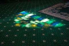 Wśrodku wnętrza karawanseraj, Fotografia Stock
