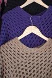 Włóczkowy pulower Obraz Royalty Free