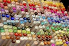 włókna pióro Obraz Stock