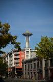 w środku Seattle Zdjęcia Stock