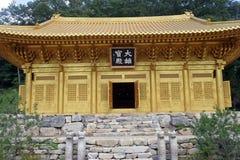 w świątyni Obraz Stock
