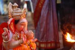 Władyka Ganesha zdjęcie stock