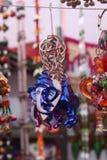 Władyki Ganesh keychain Fotografia Royalty Free