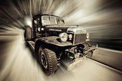władza furgon Zdjęcie Stock