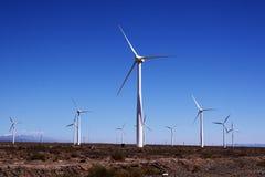 władza wiatr Zdjęcia Stock