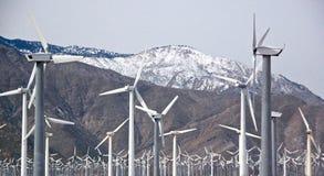 władza wiatr Zdjęcie Stock
