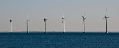 władzy turbina Zdjęcie Royalty Free