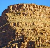 w Africa Morocco atlant doliny góry sucha ziemia odizolowywa Fotografia Stock