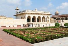W Agra fort, Uttar Pradesh, India Zdjęcie Royalty Free