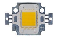 10W ALTO POTERE isolato LED Fotografie Stock Libere da Diritti