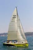 W-Ansammlungs-Segeln-Cup Bosphorus 2011 Lizenzfreies Stockfoto