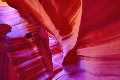 W Arizona szczelina jar obrazy royalty free