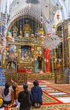 W Armeńskiej katedrze fotografia stock