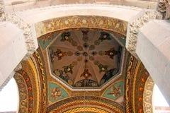 W Armenia antyczny Apostolski kościół Fotografia Stock