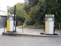 W Australia starzy dystrybutor paliwowa Zdjęcie Stock