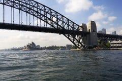 W Australia widok miasto od wzgórza zdjęcia stock